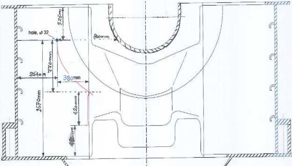 Engine Crack Location