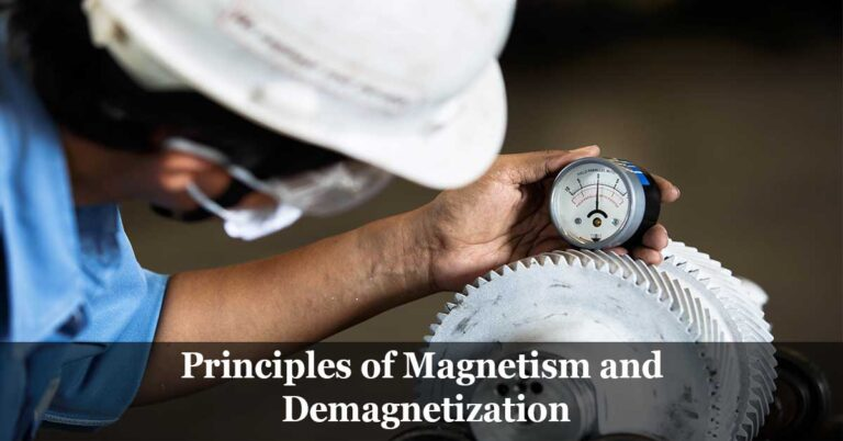 Demagnetization Verification
