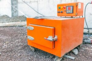 Welding Electrodes Mother Oven