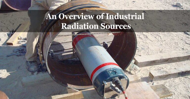 Industrial Radiation Sources