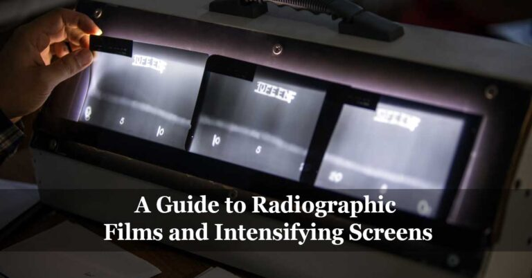 Radiographic Films and Intensifying Screens