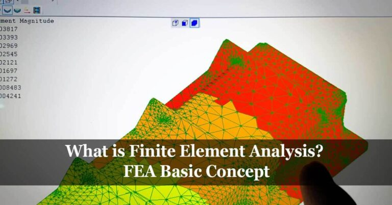 What is Finite Element Analysis