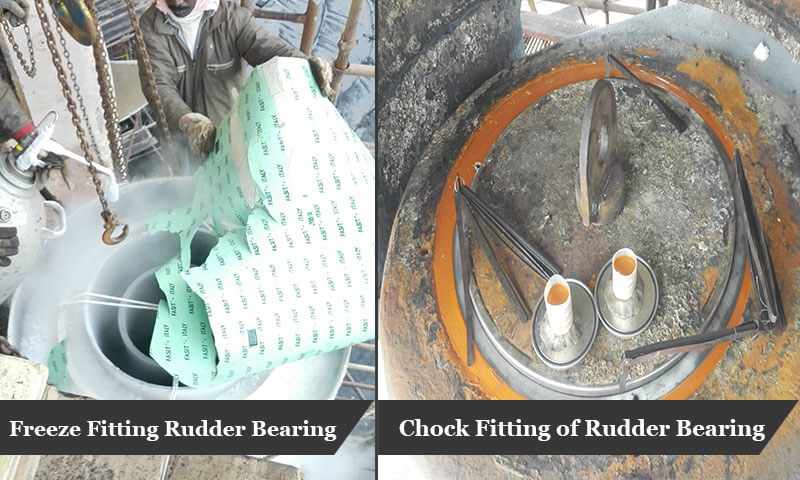 Rudder Bearing Fitting
