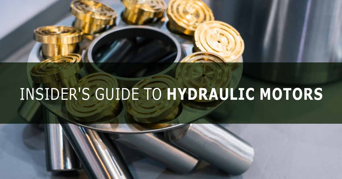 Guide to Hydraulic Motors