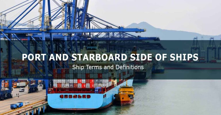 Port and Starboard Side of Ships