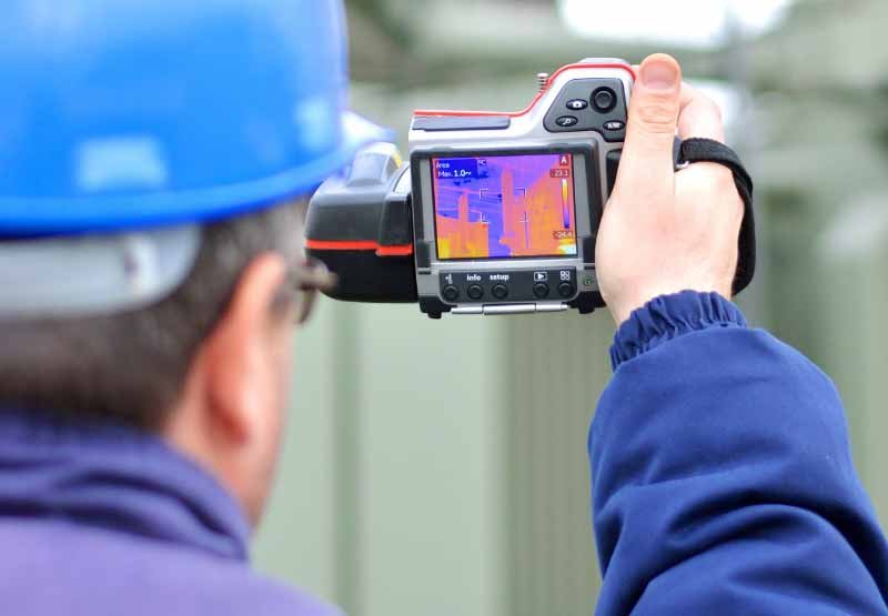 Thermal and Infrared Testing