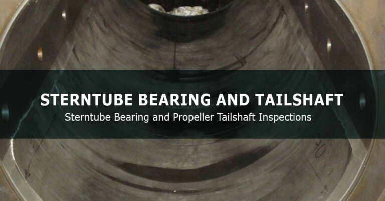 Sterntube Bearing and Tailshaft
