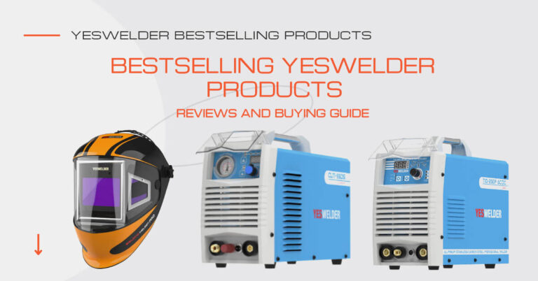 Best YesWelder Products Review